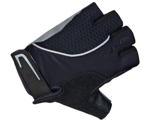 Перчатки 8-7130756 Team X6 черные размер размер S синтетическая кожа/неопрен с петельками AUTHOR