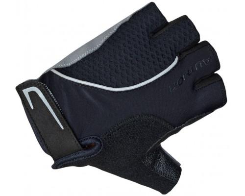 Перчатки 8-7130757 Team X6 черные размер размер M синтетическая кожа/неопрен с петельками AUTHOR