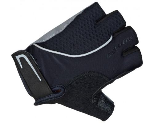 Перчатки 8-7130759 Team X6 черные размер размер XL синтетическая кожа/неопрен с петельками AUTHOR