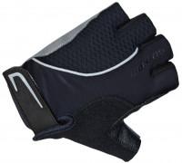 Перчатки 8-7130760 Team X6 черные размер размер XXL синтетическая кожа/неопрен с петельками AUTHOR