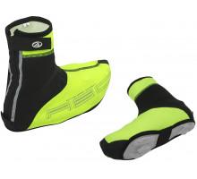 Защита обуви 8-7202056 WinterProof размер XL размер 45-46 неоново-желто-черная AUTHOR