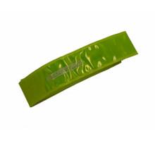Светоотражающая лента 8-7901012 A-O35 на руку/ногу с липучкой неоново-желтая AUTHOR